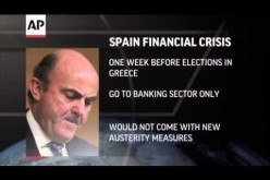 Bank Run Forces Spain To Request $125 Billion Bailout