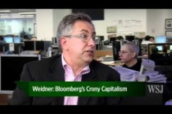 Bloomberg Dines With Goldman While Occupy Wall Street Protestors Are Arrested