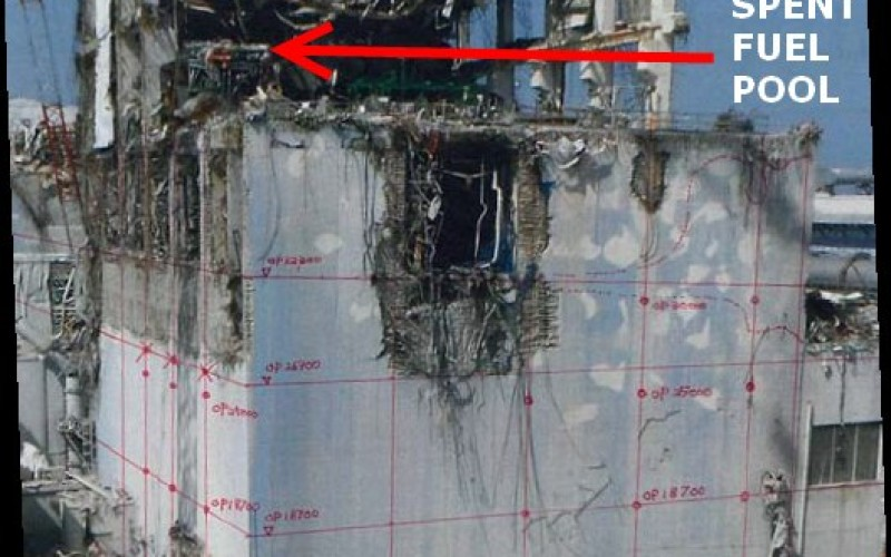 Tepco: 'No Plan' To Deal With A Fukushima Collapse That Threatens Civilization