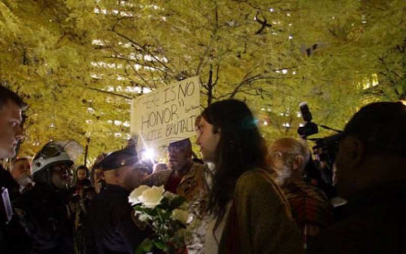 ACLU – Occupy The First Amendment By Exercising It #OWS