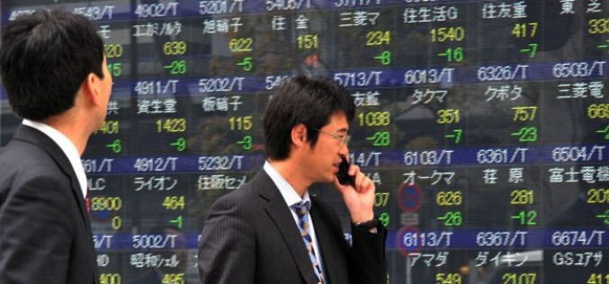 Global Stock Markets Crash Over Results Of European Elections