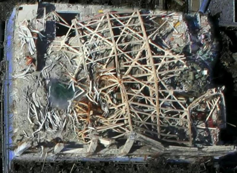 Fukushima Aerial Image