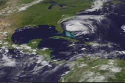 Latest Hurricane Irene NASA Satellite Photo And 3 Day Time Lapse Video