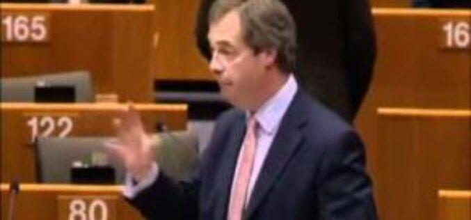 MP – 'Rebellion Has Begun' Europe Facing Mass Civil Unrest And Revolution