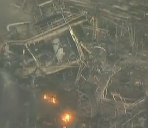 Second-explosion-at-Mitsui-Plant