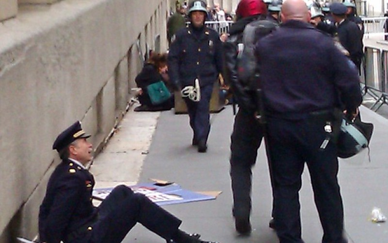 Police State: 75 Years In Prison For Videotaping COPS #OccupyWallStreet