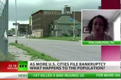 Bankruptcy To Hit More American Cities