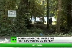Bohemian Grove: Orgy Of Power For Global Elite