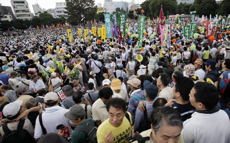 "Tokyo Soil: Blanketed With Fukushima Radiation – Would Be Considered ""Radioactive Waste"" In U.S."