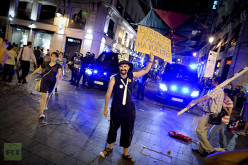 Take Away Homes And Food, Expect Violence -1 Million Protest In 80 Cities In Spain