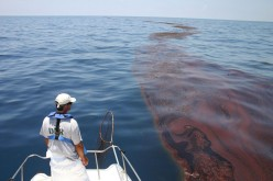 Photos And Videos Of Massive Oil Slick Found At BP's Deepwater Horizon Gulf Spill Site