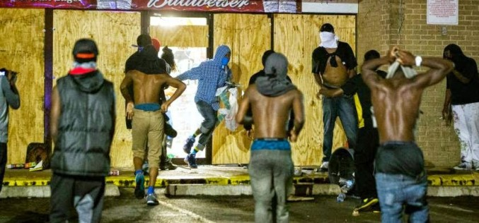 Flash Mob Crimes And Organized Looting Have Become A Normal Part Of Life In America
