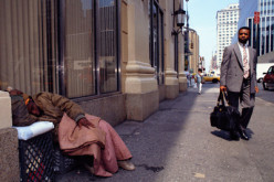 Tale Of Two Americas: Ribbon Of Inequality