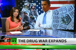 Obama Expands US War On Drugs To Africa