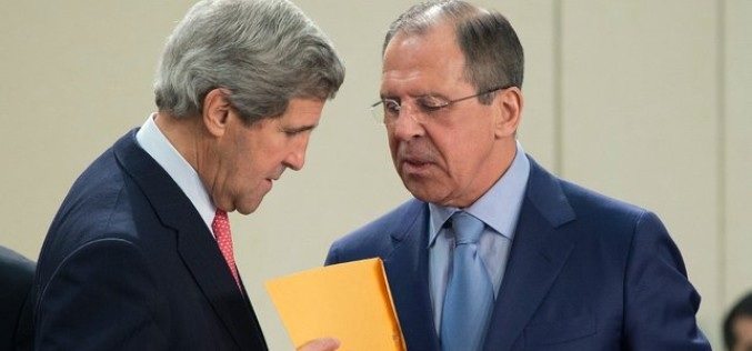 """Russia Gets Behind US """"Peace"""" Plan For Syria"""