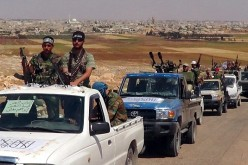 Syrian Rebels' 'Liberate Aleppo' Offensive Enters Fourth Day
