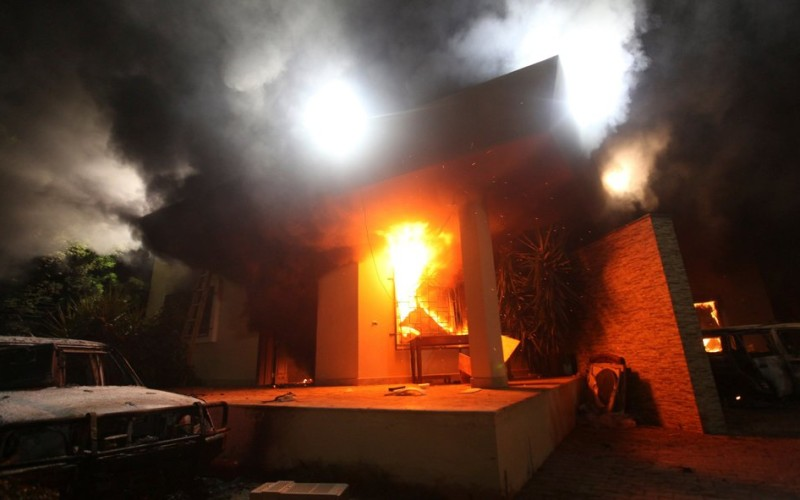 US Officials Say Attack In Libya May Have Been Planned