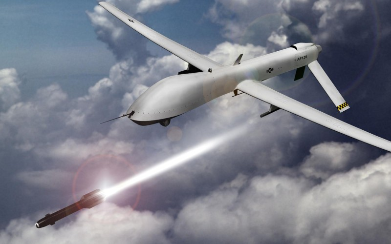 Corporate Media Coverup Of Civilian Drone Murders Exposed