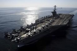 US Aircraft Carrier Stennis To Join Enterprise, Eisenhower Just Off Iran Coast
