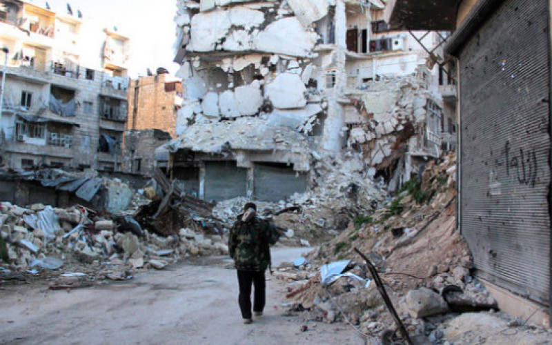 Syria Military Intervention Already Underway