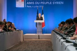 France Tells Syrian Opposition To Form Govt, Pledges To Recognize It