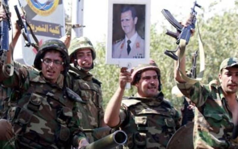 Leader Of Syria Terrorists In Aleppo Killed