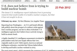 America's History Of Dealing With Iran Littered With US Lies