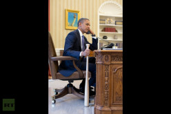 Obama Shouts Syria War Orders At Turkey With Bat In Hand?