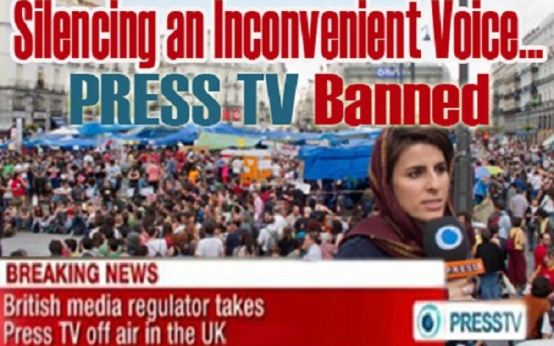Germany Bans Iran's Press TV From Airwaves