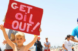 Massive Santa Barbara Oil Spill 2015 Killing Ocean Life in Protected Sanctuary