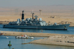 Iran Tried To Bomb An Israeli Ship As It Passed Through The Suez Canal