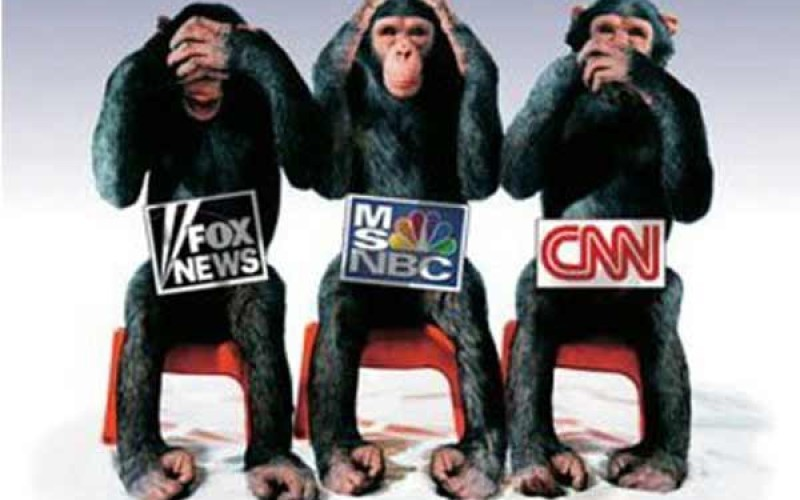 How The Corporate Media Lies To You