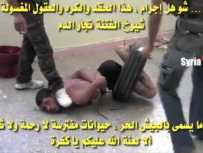 NATO-Funded-Syria-Terrorists-Torture-and-Behead-Prisoners