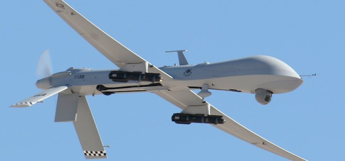 Predator Drones To Start Operations Over North Dakota