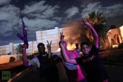 Libyan Activists Storm HQ Of Salafi Islamists Behind US Ambassador Murder
