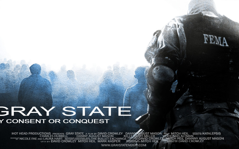 The Gray State Is Coming – By Consent Or By Conquest (Video) Americans Quarantined To Militarized Districts