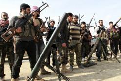 Secret Turkey Base Equips Syrian Rebel Terrorists