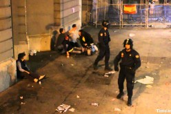 Severe Injuries During 2nd Night Of Madrid Spain Riot Police Attacks #25s #26s