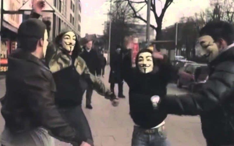 Nicky Romero – Toulouse – Unofficial Anonymous Music Video