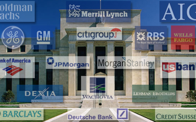 Fed Audit Reveals Eye-Popping $16 Trillion In Secret Loans To Bailout Bankers
