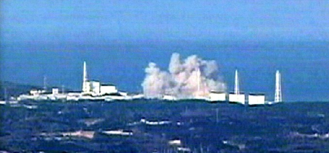 Large Crack In Japan Nuclear Reactor Found Leaking High Levels Of Radiation Directly Into Sea