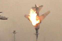 Fighter jet shot down over rebel stronghold of Benghazi, Libya