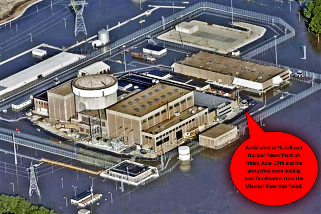 Nuclear Time Bomb - Report NRC Admits Heightened Flood Risks At Nuclear Power Plants