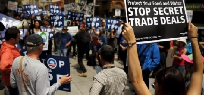 Wikileaks Leaks Final TPP Intellectual Property Rights Chapter