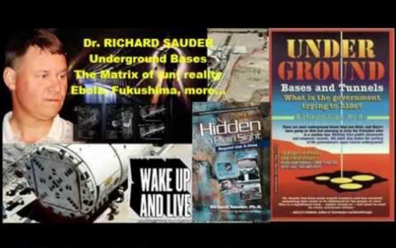 Dr. Richard Sauder: Fuk U Shima