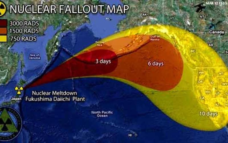 Cancer From Fukushima Nuclear Fallout
