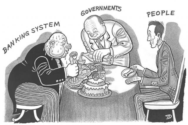 Why The Whole Banking System Is A Scam
