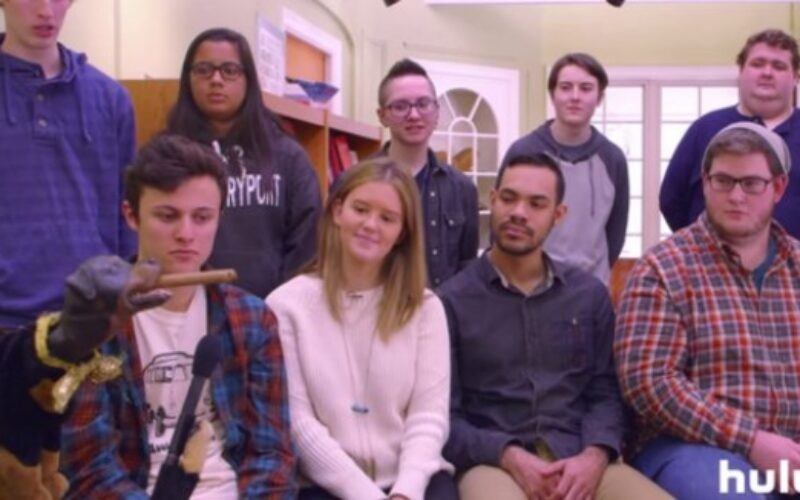 Video – This is the Most Awesome Thing That Ever Happened in a 'Safe Space' Or At A Safety School
