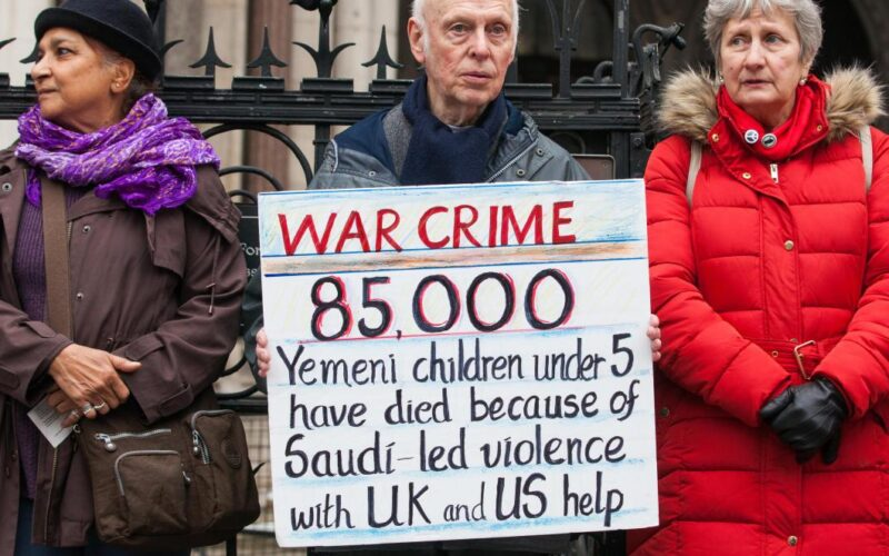 Canada Sells Weapons to State Sponsor of Terrorism: Class Action Law Suit against Ottawa over $15 Billion Saudi Arms Deal