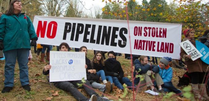 BC-pipeline-protest